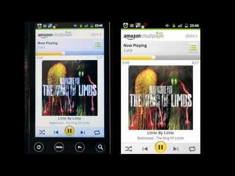 Amazon Mp3 Android App Overview