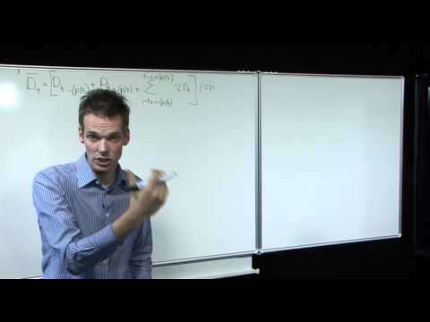 Chapter 7: Demand forecasting in a Supply Chain - The static method of forecasting