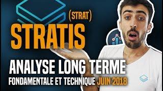 Stratis (STRAT) : Analyse long terme (fondamentale et technique) JUIN 2018