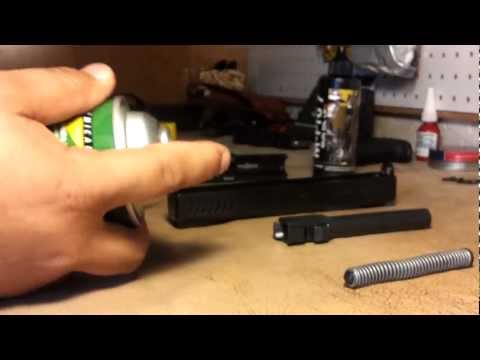 Glock17 Cleaning Video