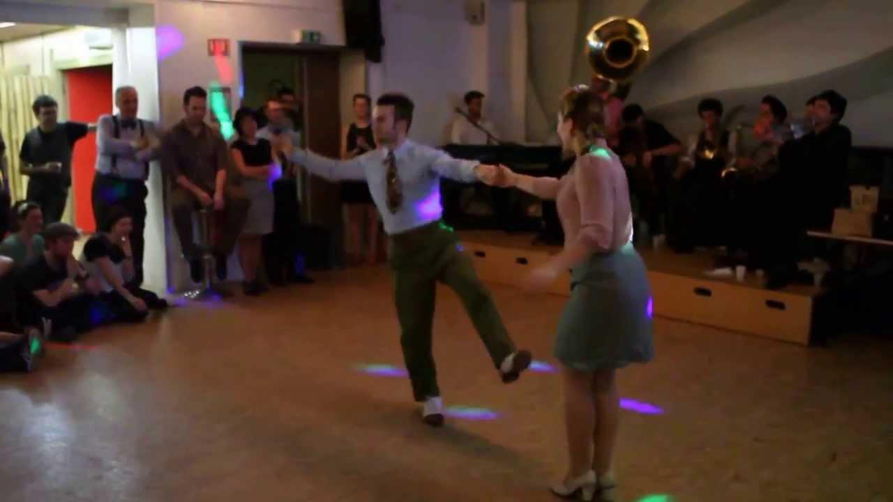 Paris Swing Workshop 3 - William Mauvais et Maeva Truntzer
