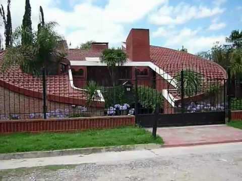 Casa redonda youtube for Casas modernas redondas
