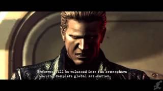Resident Evil All Wesker Fight Scenes