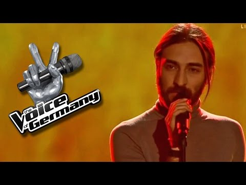 The Sound Of Silence – Behnam Moghaddam | The Voice | The Live Shows Cover