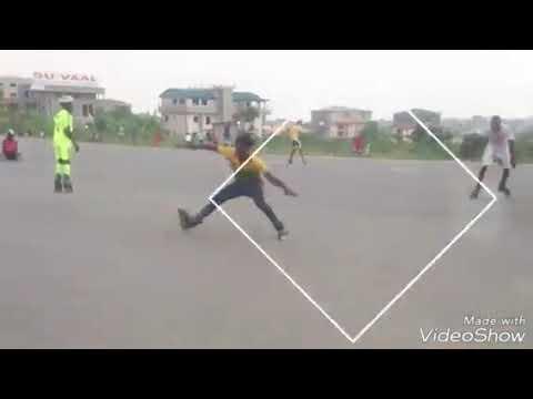 Roller soccer Douala cameroun
