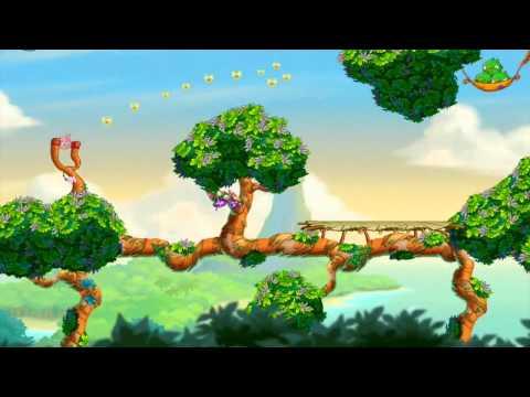 Игра Злые птицы: Война с зомби онлайн (Angry Birds And Zombies):