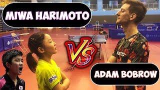 Adam vs. Miwa Harimoto