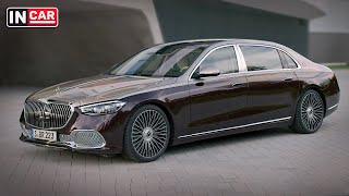 New Mercedes-Maybach S-Class - the benchmark for the automotive industry! All the details