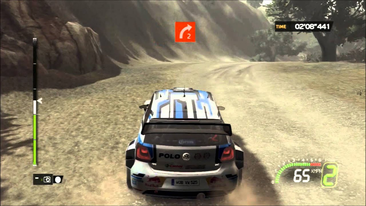 wrc 5 mexico rally gameplay ps3 hd stage 2 youtube. Black Bedroom Furniture Sets. Home Design Ideas