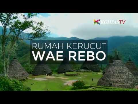 Rumah Kerucut Wae Rebo