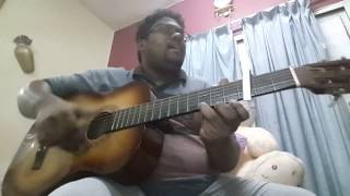 Veesum velichathile cover from Naan E flim