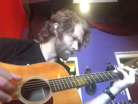 "Phlip Coggins ""Sinking Sand"" Acoustic"
