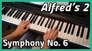 ♪ Theme from Symphony No. 6 ♪ Piano | Alfred's 2