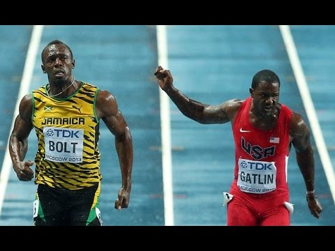 Usain Bolt Vs Justin Gatlin | Rio Olympics 2016 (Build-Up Highlights)