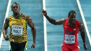 Usain Bolt vs Justin Gatlin | Rio Olympics 2016 (Build-Up Highlights) thumbnail