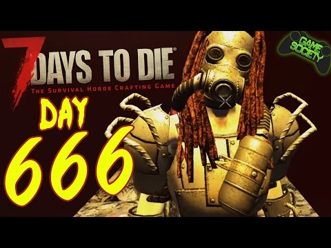 7 Days To Die - Chaos Bestiality (E167) - Game Society