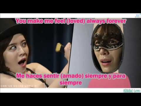Shining Love-No Min Woo (ICON) My Unfortunate Boyfriend OST SUB.ESPAÑOL