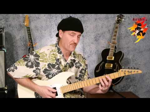 Rock You Like A Hurricane Chords - Guitar Lesson