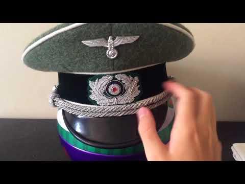 Reproduction German Officers Cap