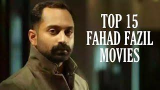 Top 15 Fahad Fazil Movies | Mollywood Media Club