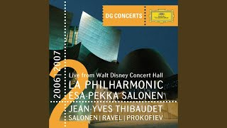 Prokofiev: Romeo and Juliet, Op.64 - Juliet the Young Girl (Live At Wall Disney Concert Hall,...