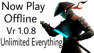 ||Offline Mod||shadow fight 3 vr 1.0.8 unlimited everything