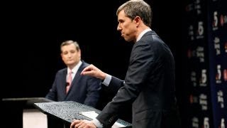Beto O'Rourke, Ted Cruz on their Texas Senate race