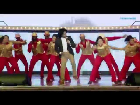 VANITHA FILM AWARD 2016 - Sidharth Menon Introduction Song