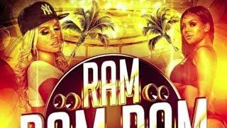 Alcikee El Rankiao Ft. DJ Kader K & Abbe, ABBE - RAM PAM PAM