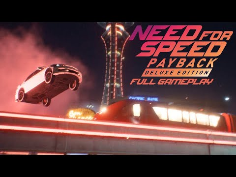 Need For Speed: Payback [FULL] By Reiji | All Side Bets Accepted