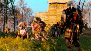 The Witcher 3: Wild Hunt - Ladies of the Woods Extended