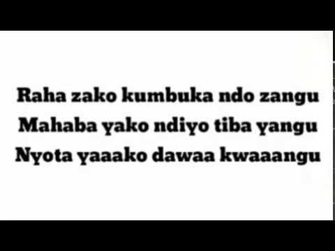 Download TID - Nyota Yangu Lyrics