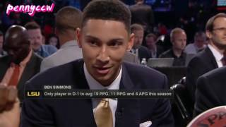 Allen Iverson, Ben Simmons and Markelle Fultz FULL coverage in NBA Draft *76ers 1st Pick