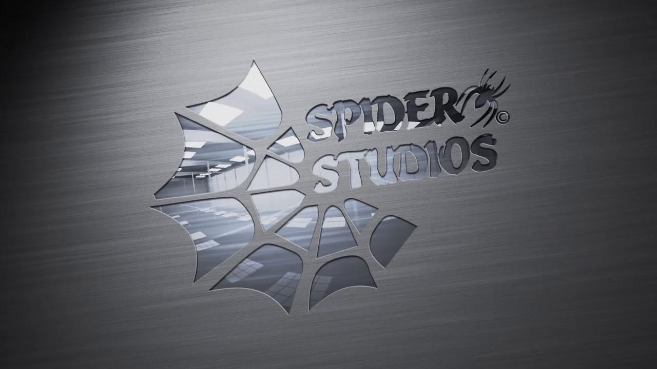 034 Silver Logo reveal