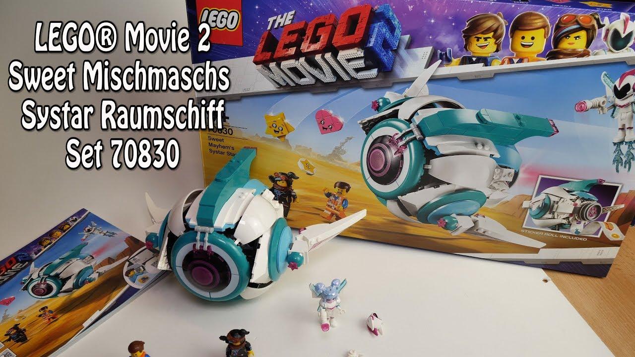 Baukästen & Konstruktion LEGO® Movie 2 70830 Sweet Systar Raumschiff