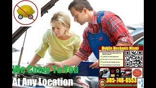 Pre Purchase Car Inspection Miami, Fort Lauderdale, Hialeah, Florida Pre owned Auto Vehicle Review