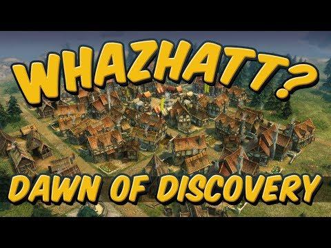 Whazhatt? - Dawn of Discovery (Anno 1404)