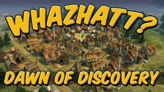 Whazhatt? - Dawn of Discovery (Anno 1404)
