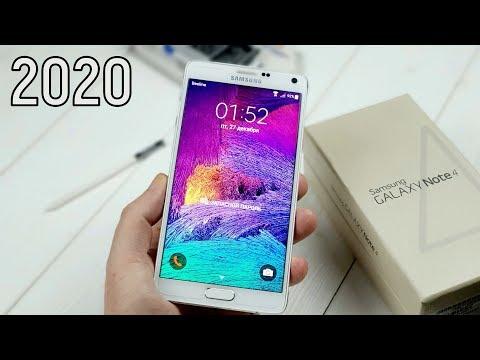 Samsung Galaxy Note 4: стоит ли покупать в 2020 году?