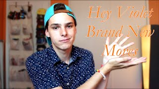 Gambar cover TUNE TALKS // Hey Violet - Brand New Moves