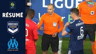 FC GIRONDINS DE BORDEAUX - OLYMPIQUE DE MARSEILLE (0 - 0) - Résumé - (GdB - OM) / 2020-2021