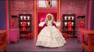 RuPaul's Drag Race Season 11 Entrances (S11E01 First 16 Minutes)