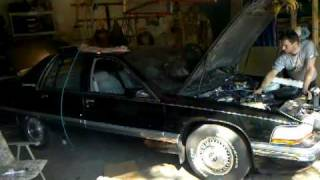 600 Horsepower Buick Roadmaster Open Headers