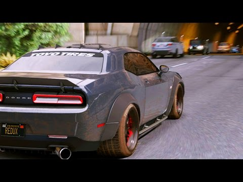 GTA 5 ULTRA REALISTIC SUPERCAR MODS! (GTA V ENB + MODDED CARS)