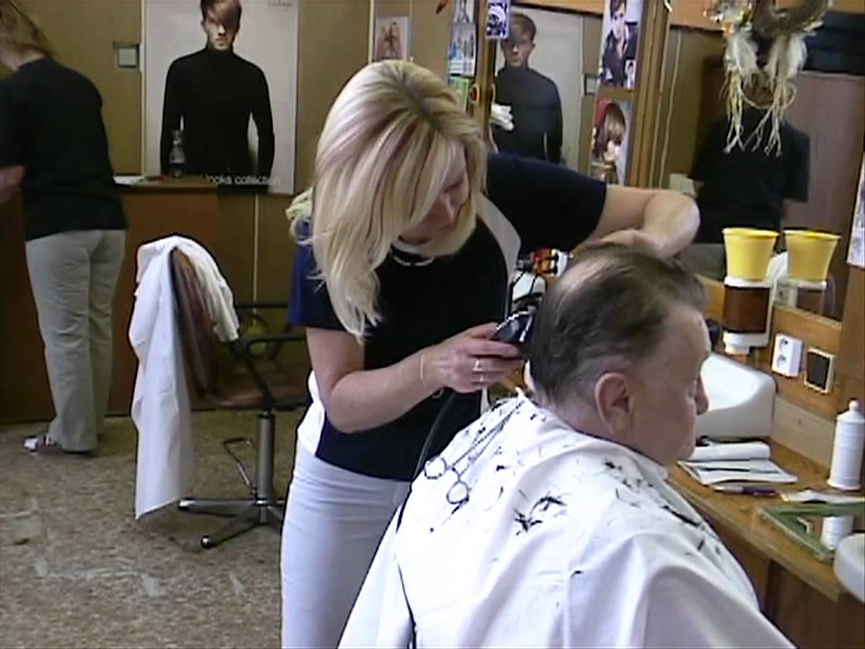Barber Youtube : Barbershop, Sneznik near Decin - YouTube