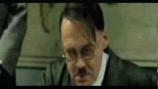 Hitler reacts to Germany vs England in World Cup 2010