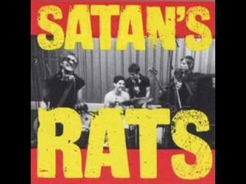 Satans Rats  - Shes Artistic - 1979 Demo
