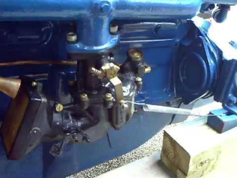 Chris Craft Model K Engine
