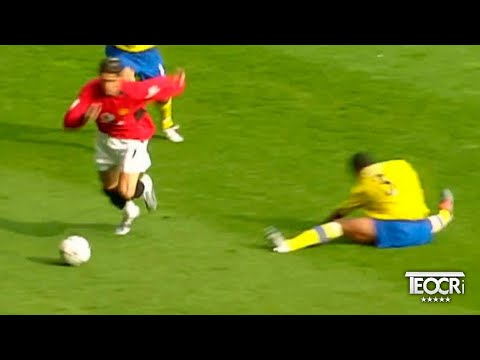 Legendary Skills In Football