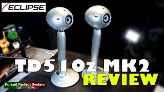Eclipse TD510Z MK2 HiFi Speakers REVIEW Series Conclusion